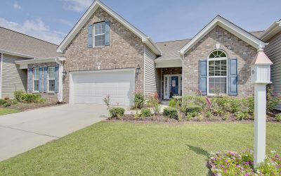 Just listed! Townhouse in The Farm, in Carolina Shores, NC